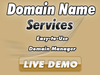 Affordably priced domain name registration